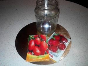 способ подготовки семян к посеву