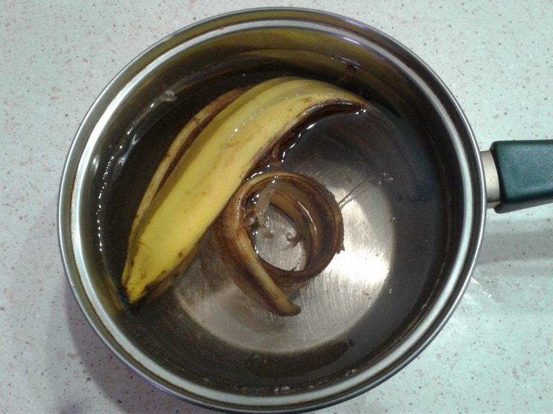 Настойка из банановых шкурок для рассады 29