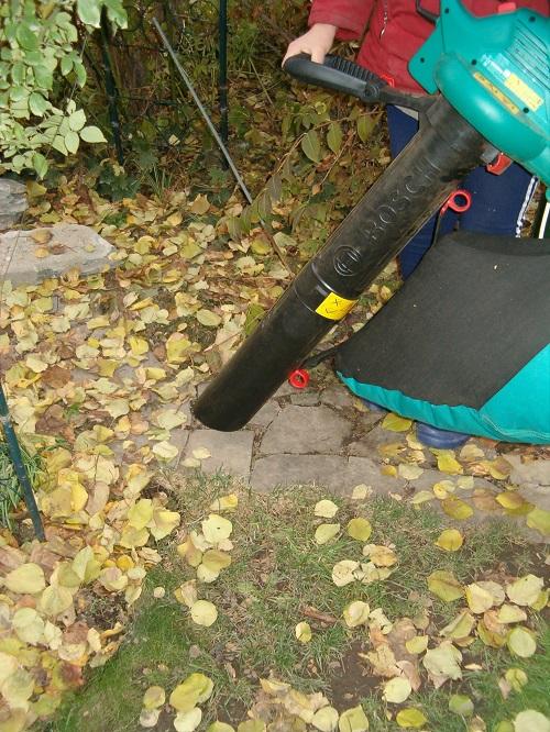 садовый пылесос для сбора листьев отзывы