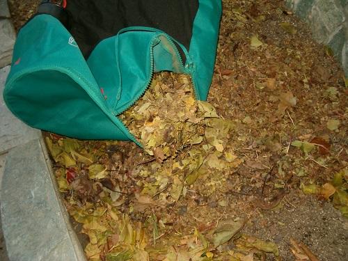 пылесос садовый для листьев