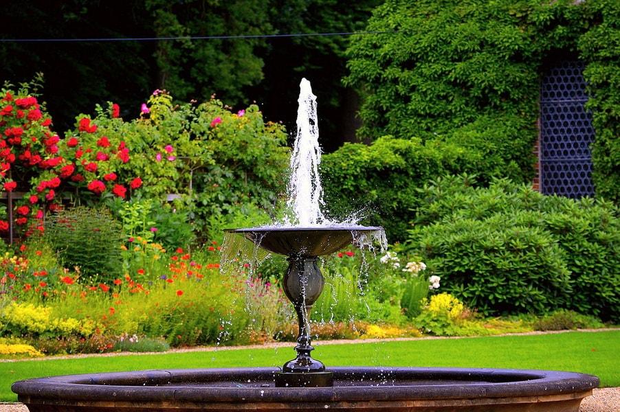 хорошее место картинки фонтан источник атмосфера кухни