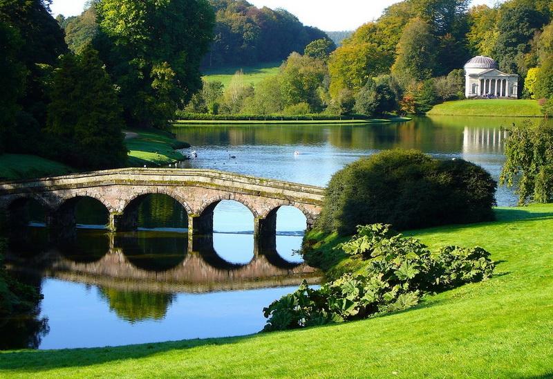 английский стиль в истории садово-паркового искусства