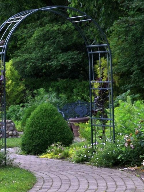 Английский сад ландшафтный дизайн
