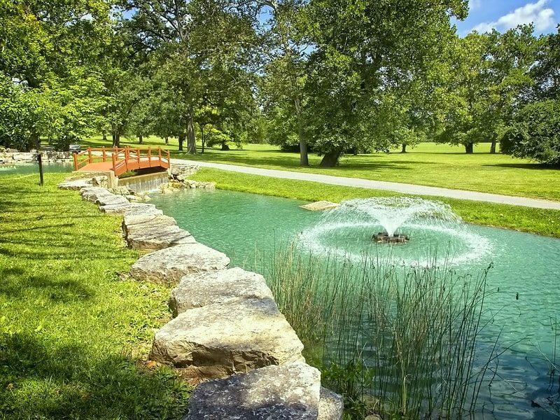 водоемы в ландшафтном дизайне