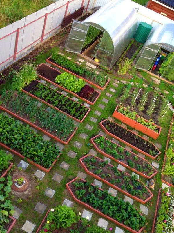 Что можно сделать из ненужных вещей на огороде и даче — Дача,сад и огород