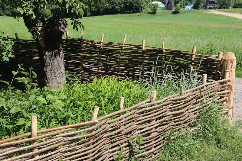 садовый бордюр кантри