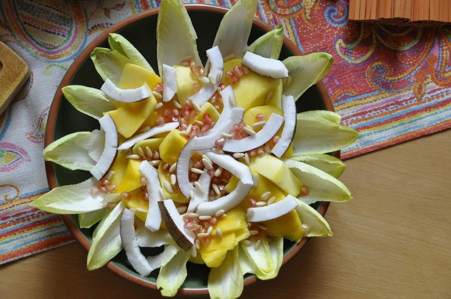 цикорий свежий салатный