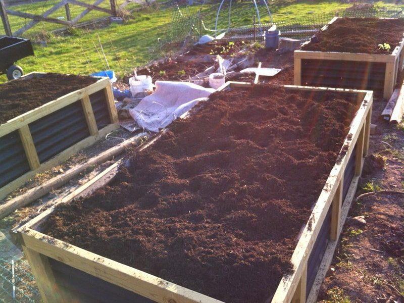 подготовка почвы весной на даче