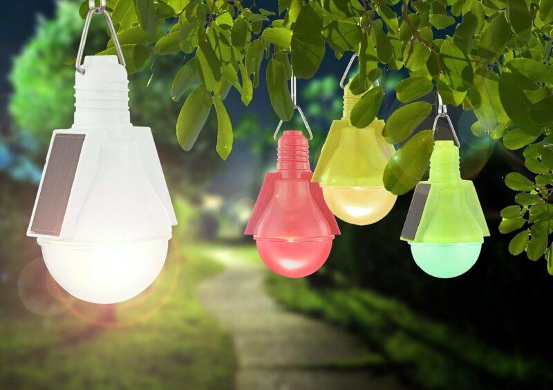 светильники для создания уюта на даче