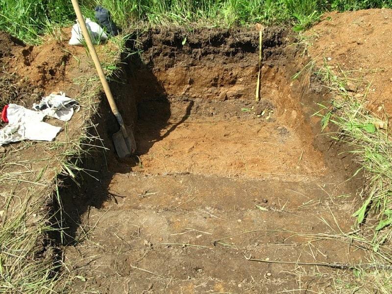 локальное улучшение почвы
